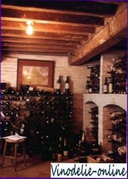 Хранение виноградных вин