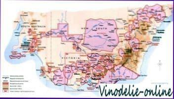 Виноделие в Австралии