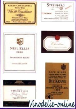 Виноделие в Южной Африке