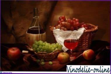 Восточная сказка – винная ягода