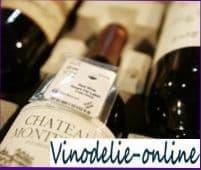 Этикетки вин Франции