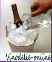 Как правильно подавать шампанское