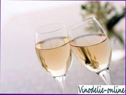 Виноградно яблочное вино