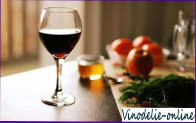 Овощные вина