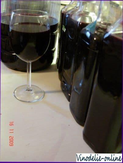 Вино из аронии