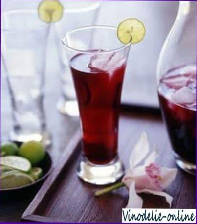 Вино из цветков бузины