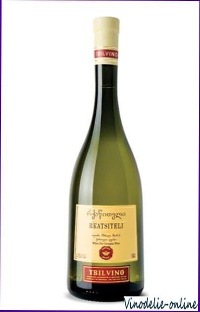 Кахетинское вино (сухое столовое)