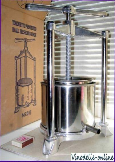 Подготовка сырья для виноделия