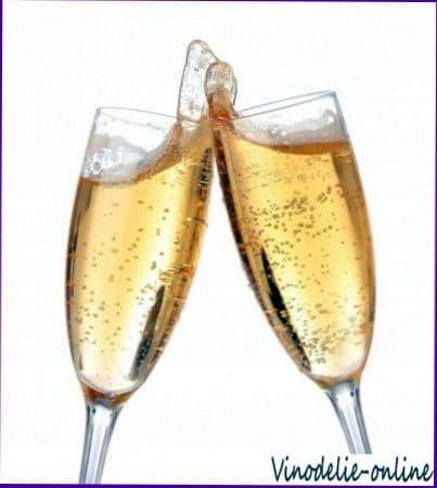 Рецепты домашнего шампанского