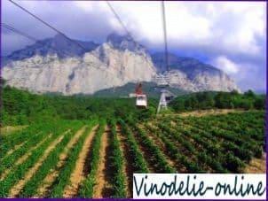 Возрождение крымского виноделия