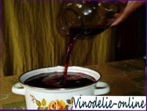 Чудо вино из черной смородины!