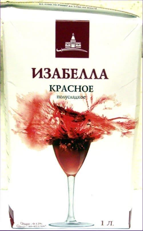 Как сделать вино в домашних условиях изабелла