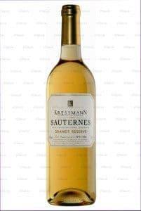 Вино Сотерн
